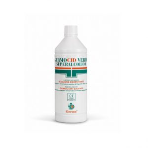 Germocid Verde Superalcolico 1L