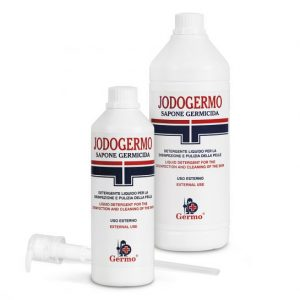 JODOGERMO SOAP 500 ml 7,5% Iod