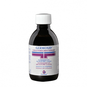 germoxid apa de gura cu clorexidina