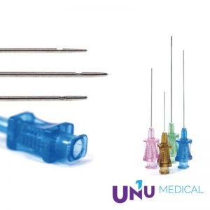 Canula Inex pentru injectare 22Gx70MM