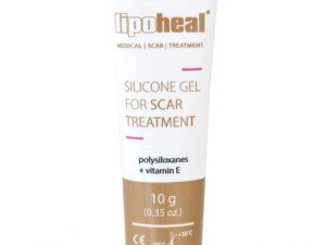 gel siliconic pentru cicatrici LIPOHEAL 10g