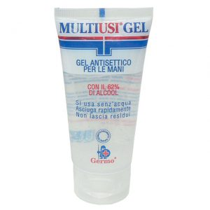 gel igienizant Germocare multiusi gel 75 ml