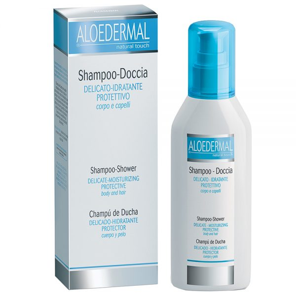 sampon gel de dus aloedermal 200 ml