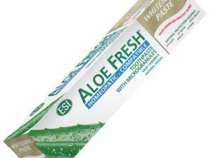 pastă de dinți pentru albire Aloe fresh 100 ml