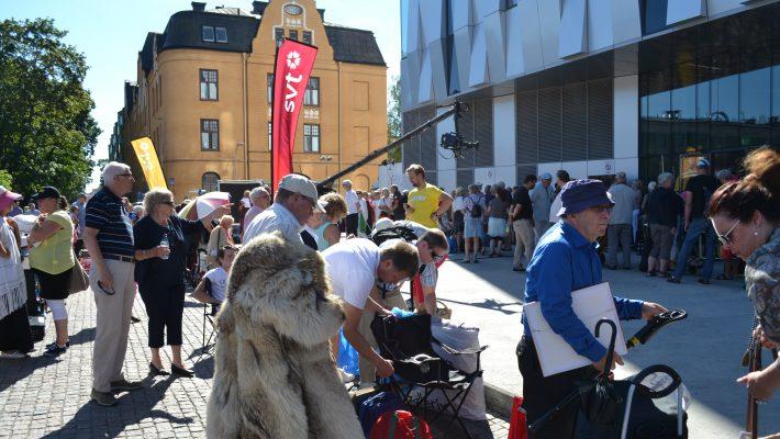 Antikrundan i Uppsala