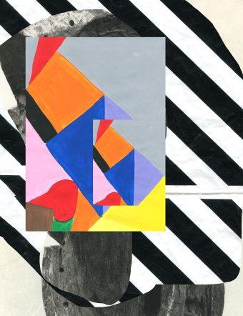 José González med The String Theory. Illustration av Eric Magassa.