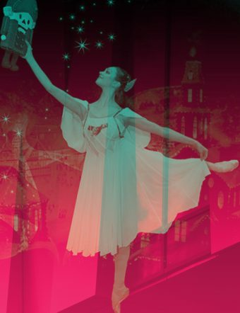 Nötknäpparen, St Petersburg Festival Ballet.