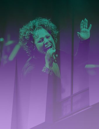 Laila Adele i Från Broadway till Duvemåla