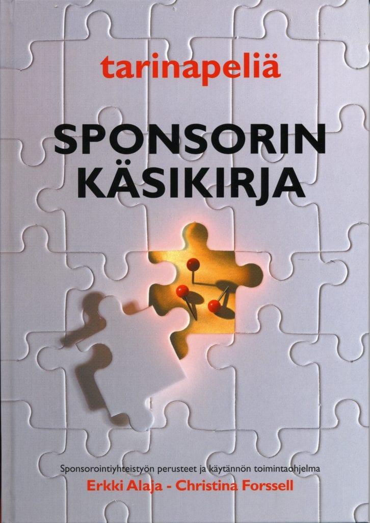 Urheilumuseosäätiön julkaisusarja: Tarinapeliä - Sponsorin käsikirja
