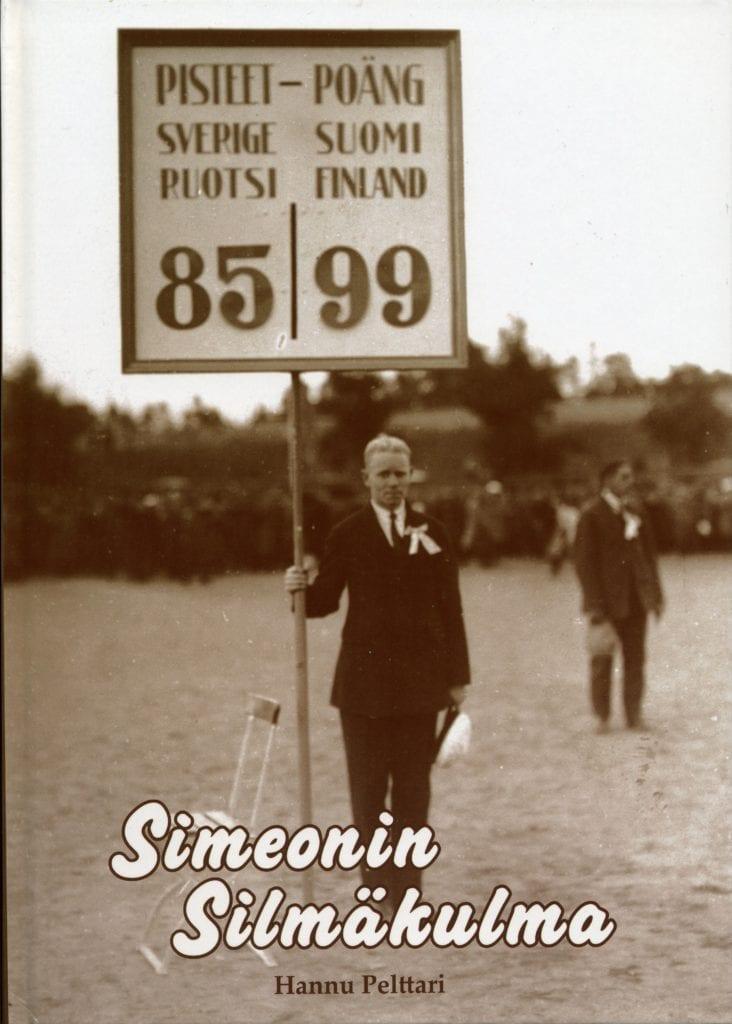 Urheilumuseosäätiön julkaisusarja: Simeonin Silmäkulma