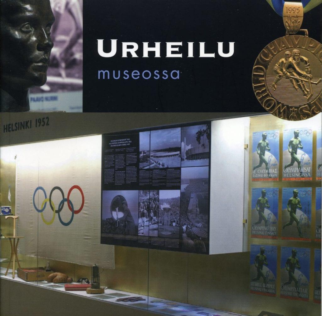 Urheilumuseosäätiön julkaisusarja: Urheilu museossa - näyttelyluettelo