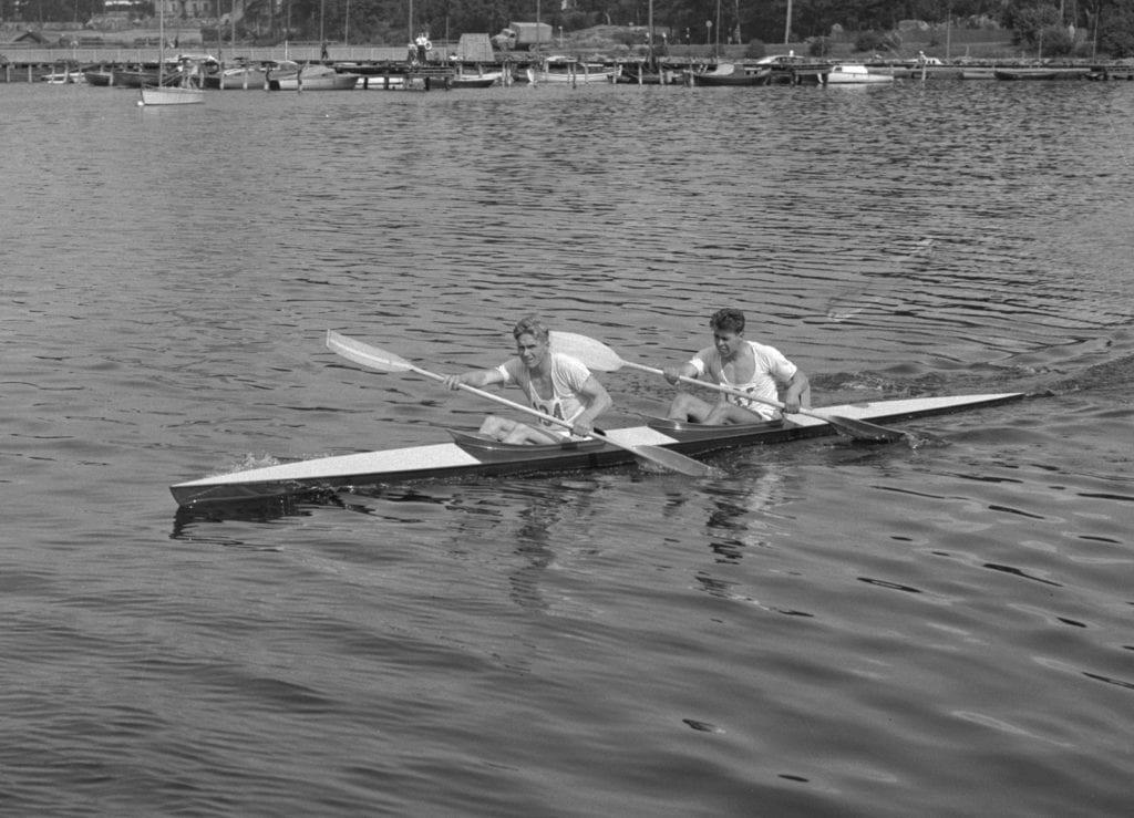 Kurt Wires ja Yrjö Hietanen