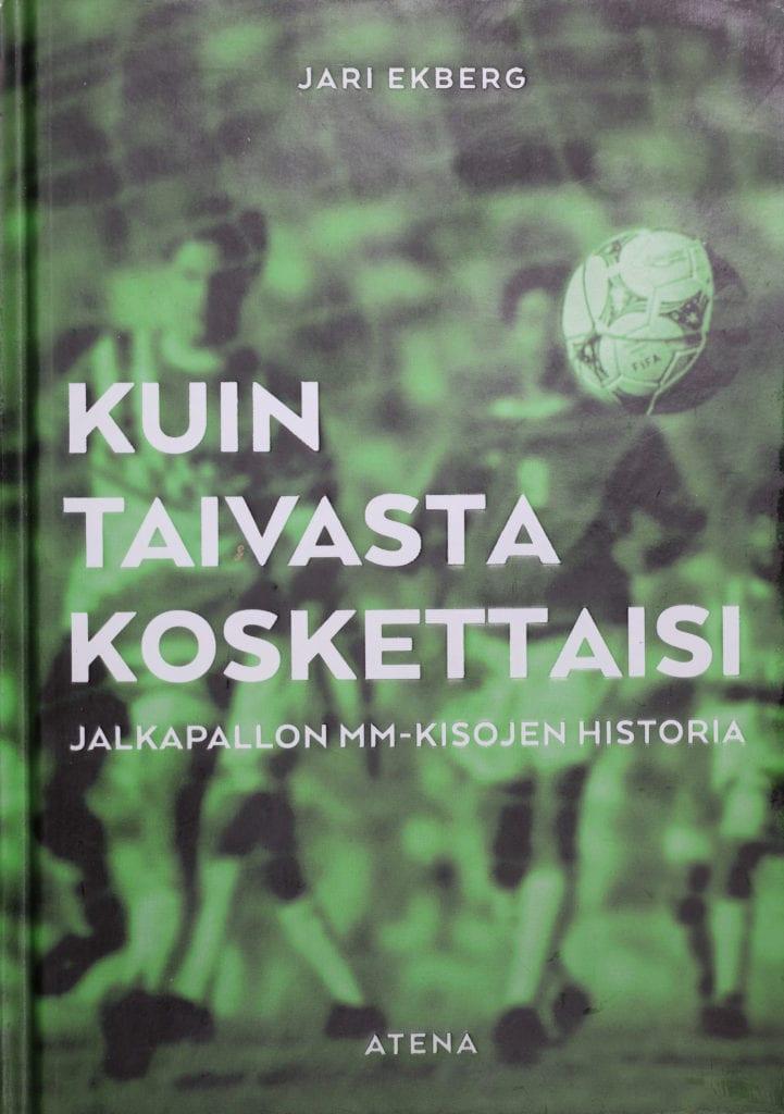 Vuoden urheilukirja 2014 Kuin taivasta koskettaisi Urheilumuseo