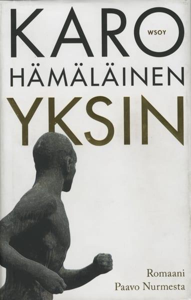 Vuoden urheilukirja Yksin Urheilumuseoumo Paasilinna