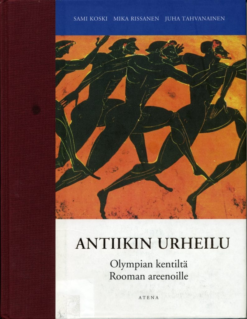 Vuoden urheilukirja 2004 Antiikin urheilu, Urheilumuseo