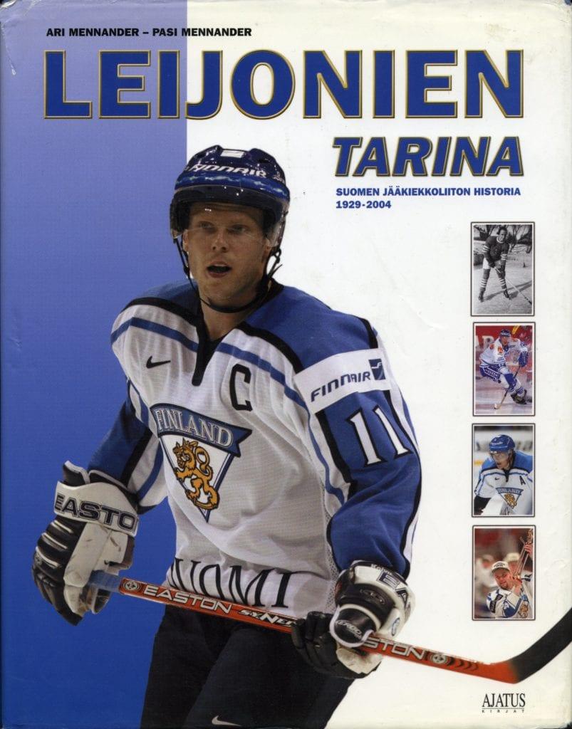Vuoden urheilukirja 2003 Leijonien tarina, Urheilumuseo
