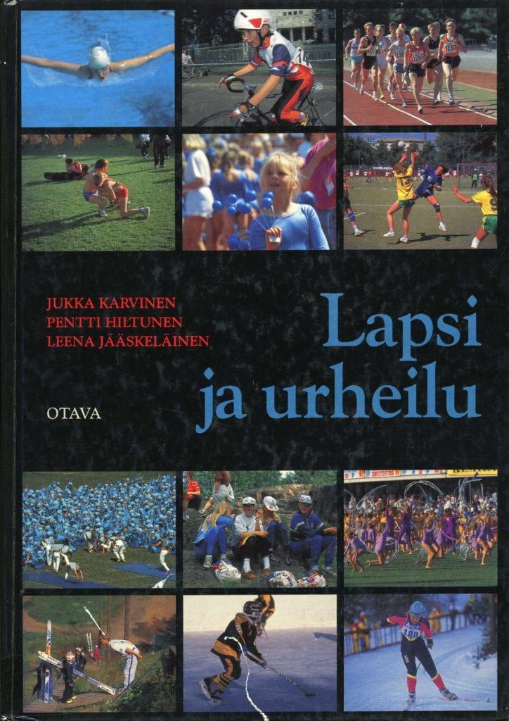 Vuoden urheilukirja 1991 Lapsi ja urheilu, Urheilumuseo