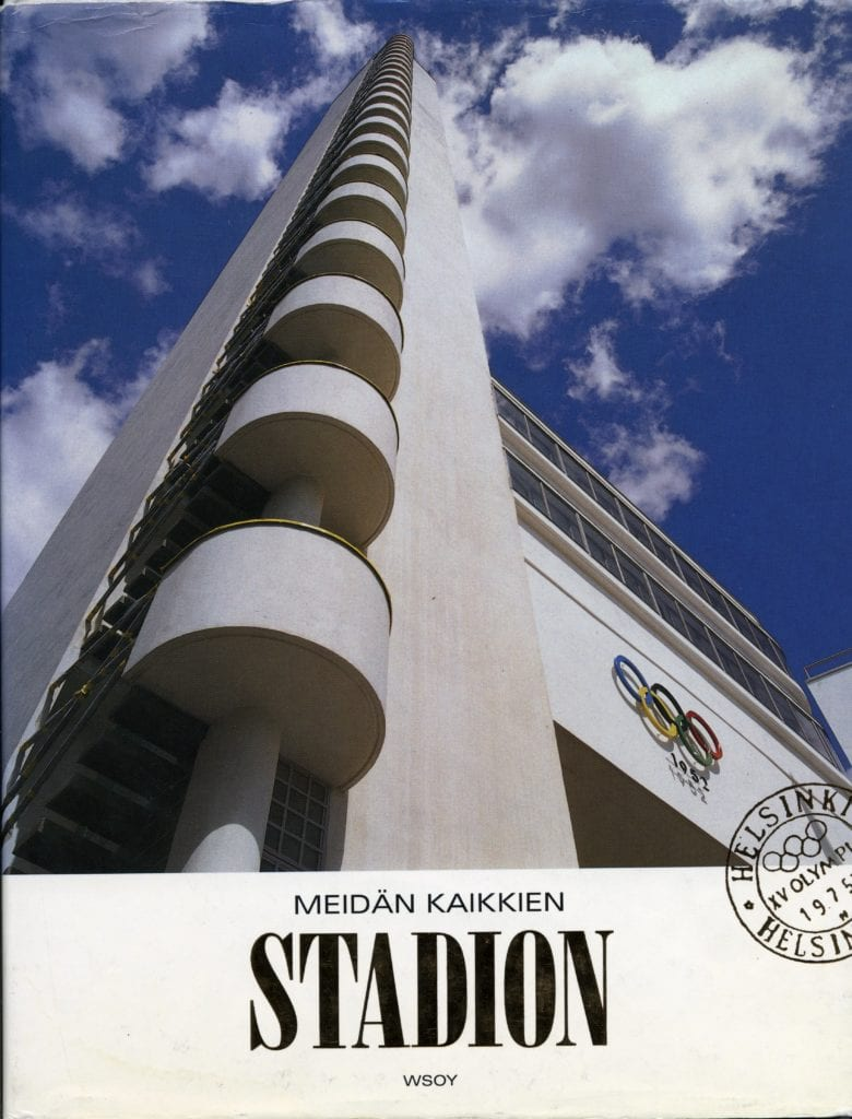 Vuoden urheilukirja 1994 Meidän kaikkien stadion, Urheilumuseo
