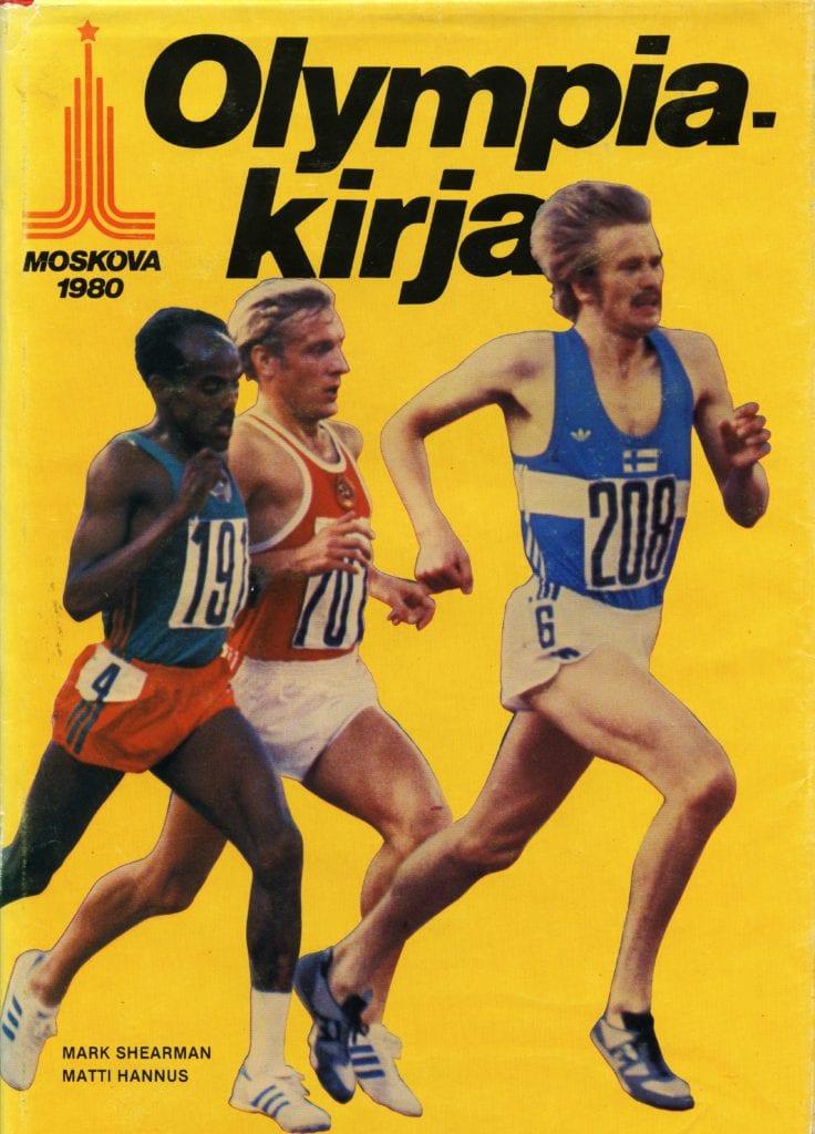 Vuoden urheilukirja 1980 Moskovan Olympiakirja, Urheilumuseo