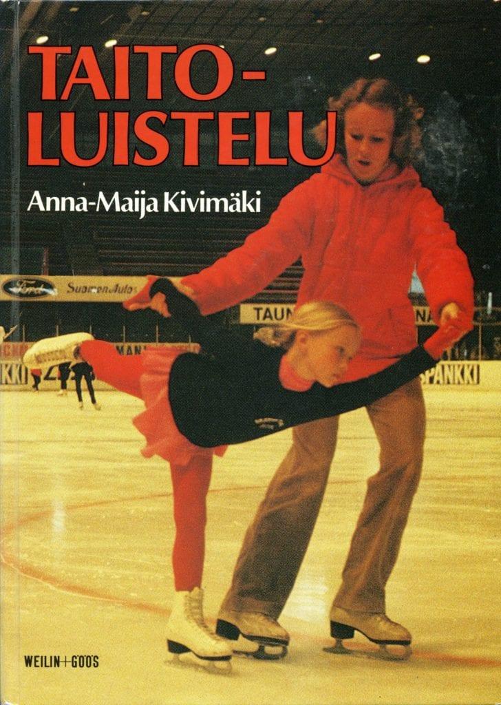 Vuoden urheilukirja 1981 Taitoluistelu, Urheilumuseo