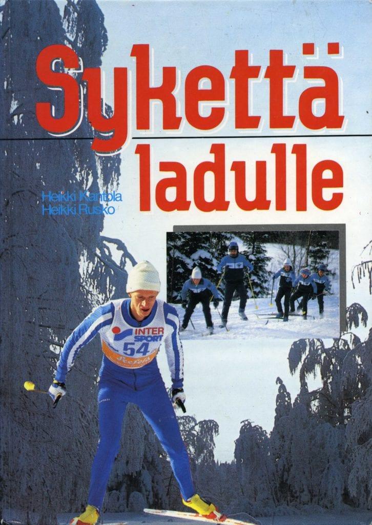Vuoden urheilukirja 1985 Sykettä ladulle, Urheilumuseo