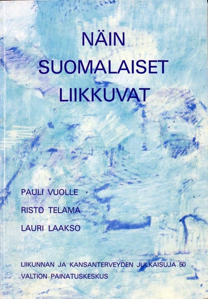 Vuoden urheilukirja 1986 Näin suomalaiset liikkuvat, Urheilumuseo