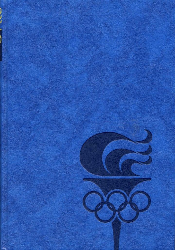 Vuoden urheilukirja 1988 Suuri Olympiateos, Urheilumuseo