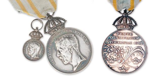 Stockholm-1912_King Gustaf V medal