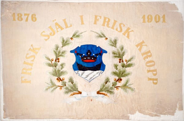 Stockholm-1912_Club flag used at the opening ceremony