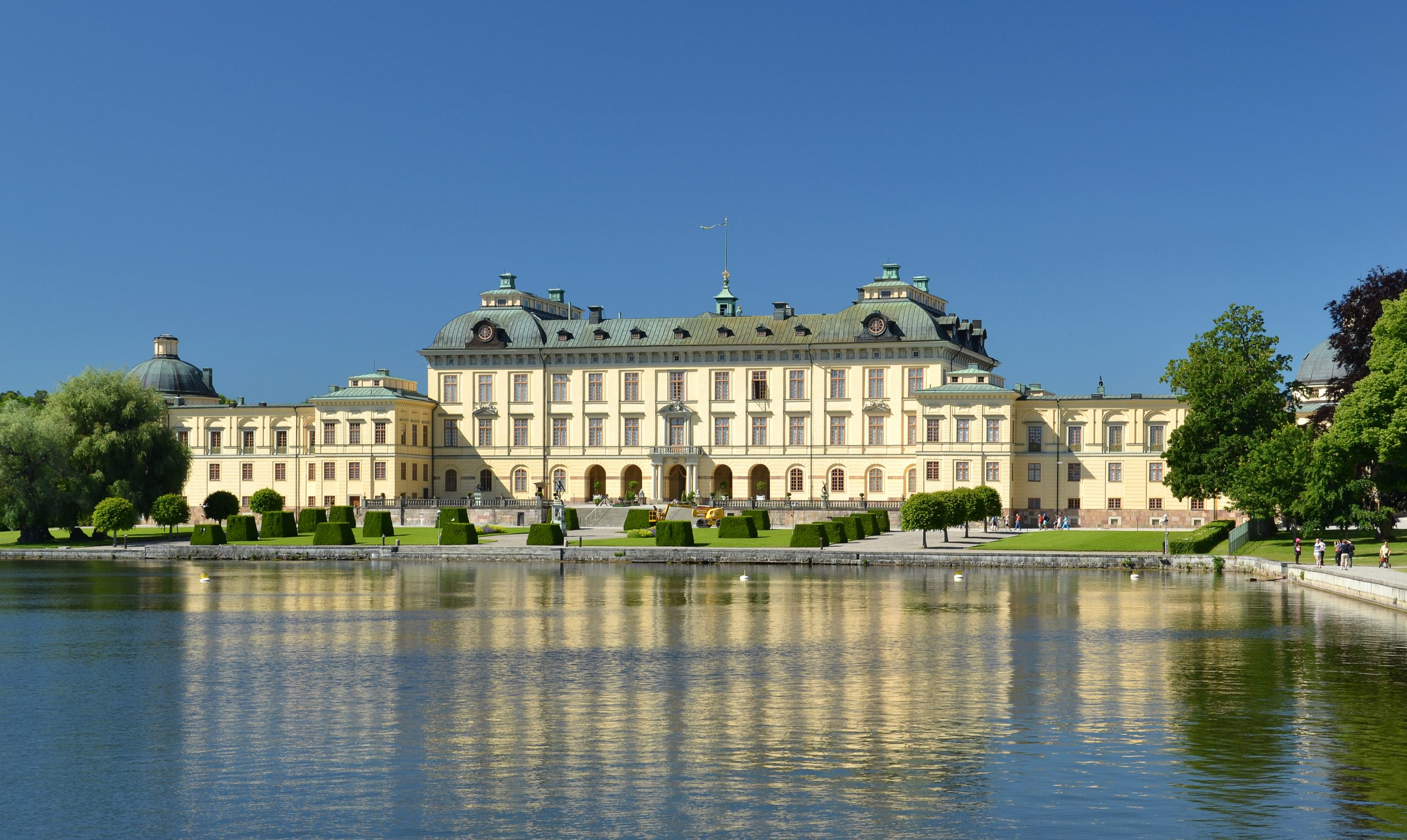 Drottningholm palota