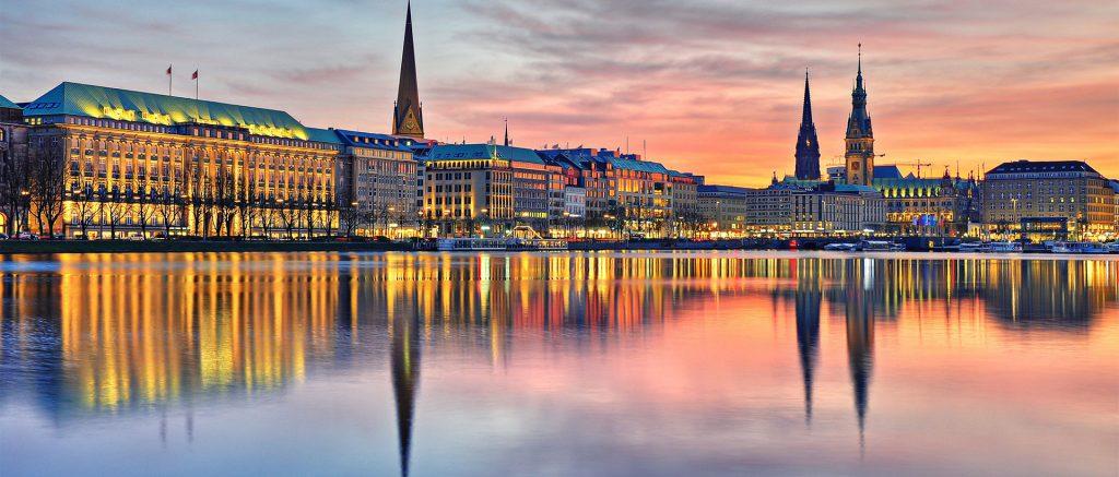 Utazások, kalandok - Hamburg