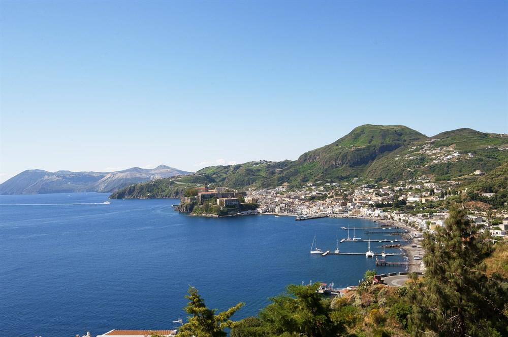 Utazások, kalandok - Lipari-szigetek