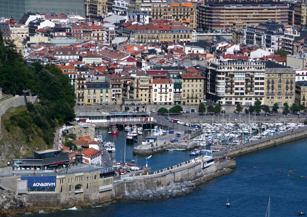 Utazások, kalandok - San Sebastián