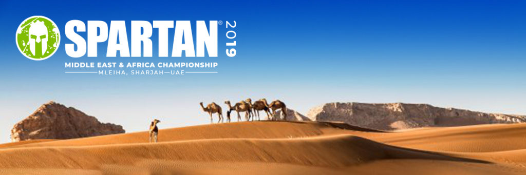 Spartan United Arab Emirates Obstacle Course Races | COMPETE