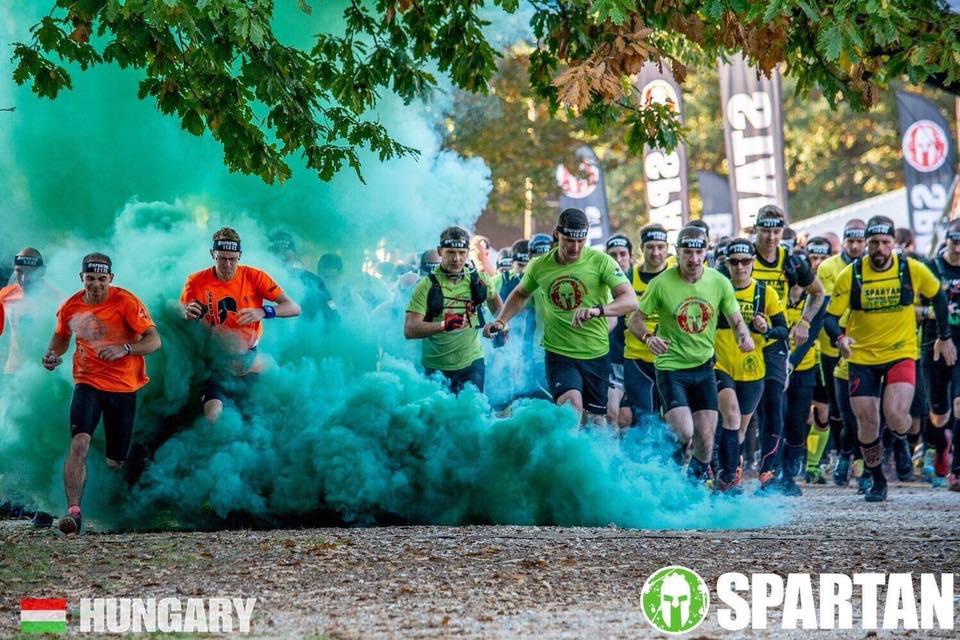 STG – Spartan Training Groupok