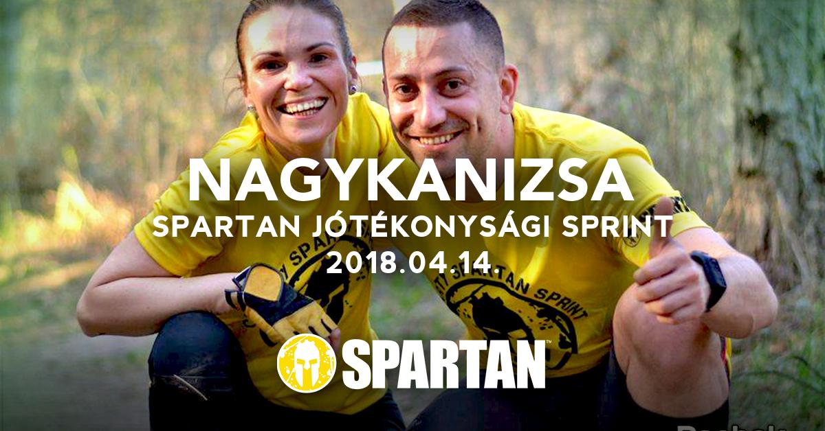 Spartan Jótékonysági Sprint Nagykanizsa 2018.