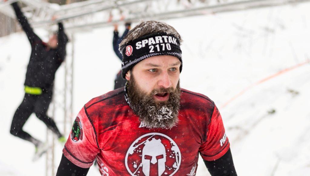 Spartan Winter SPRINT Valčianska Dolina