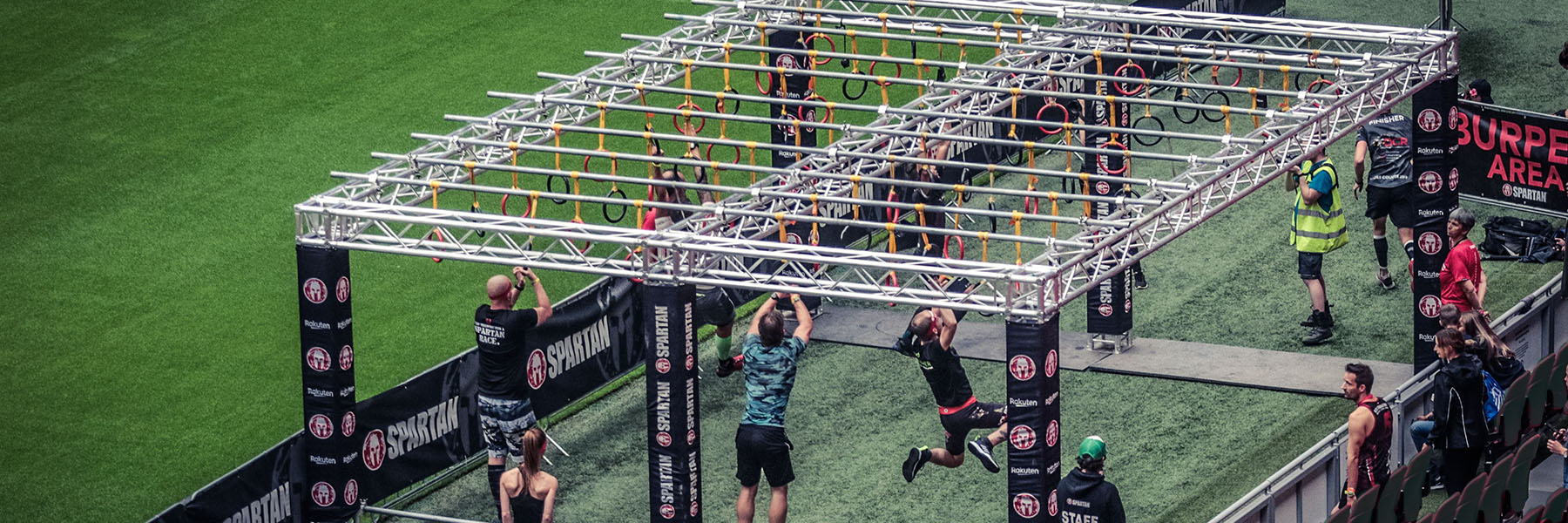 Spartan Race Inc  Obstacle Course Races