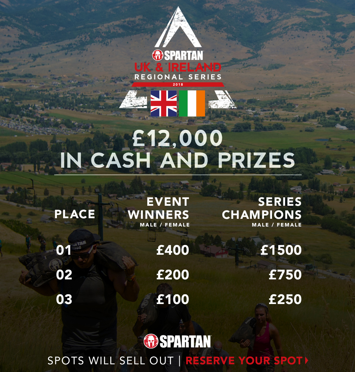 Spartan Philippines Obstacle Course Races | 2018 UK &