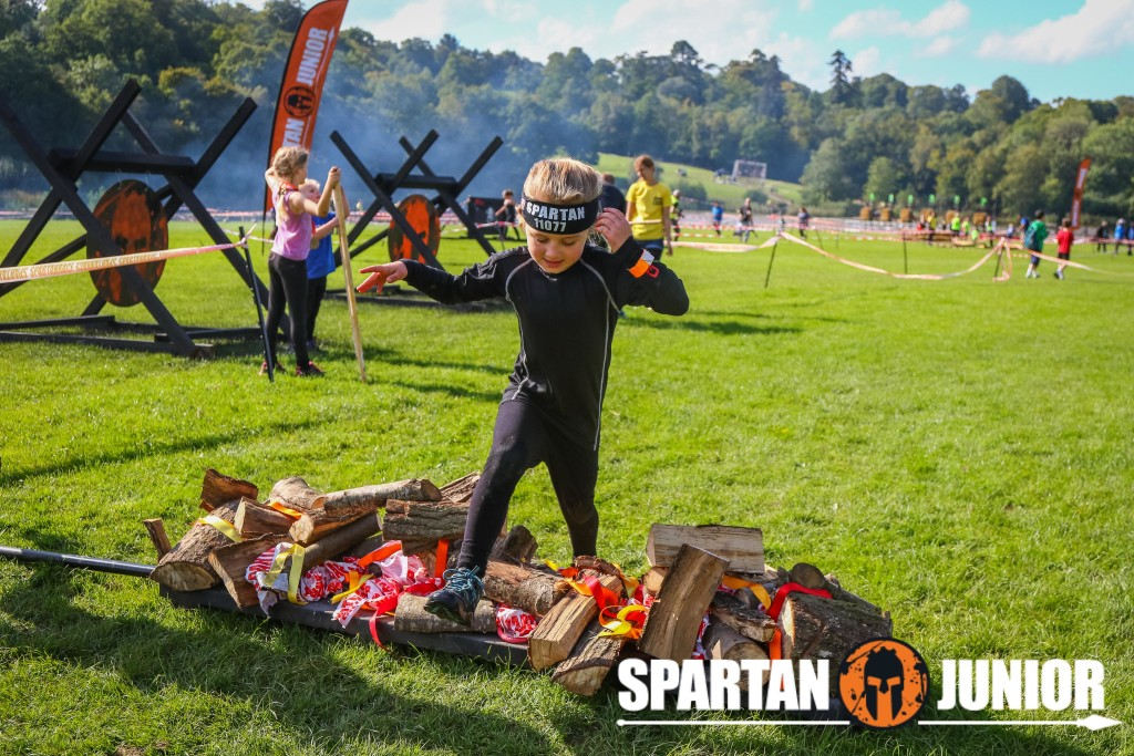 fire jump junior spartan race