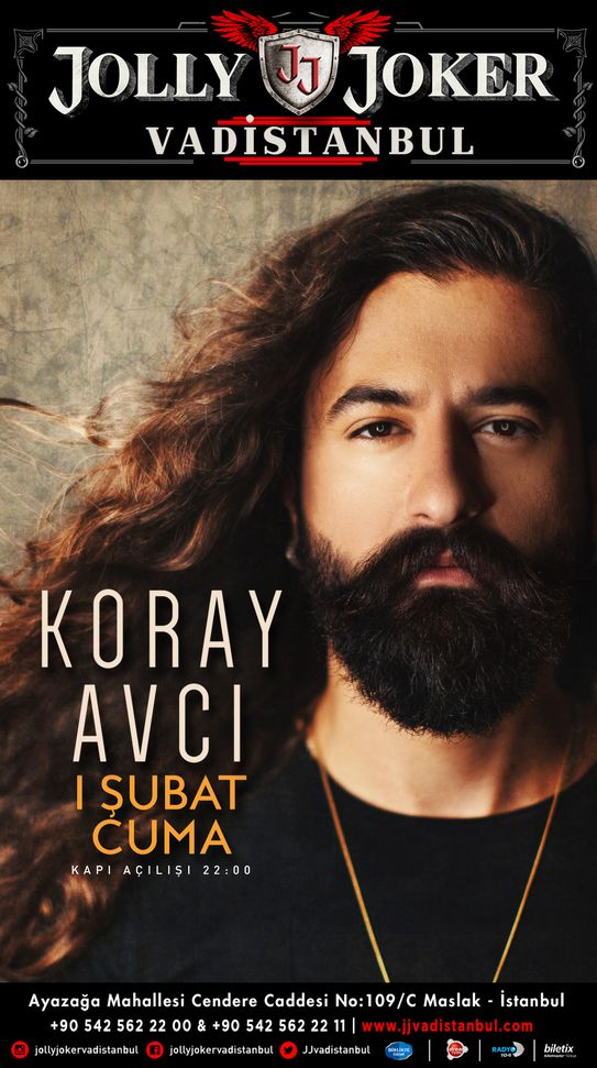 Koray Avcı