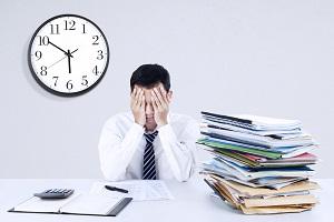 10 tips om werkdruk de baas te zijn