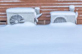 Warmtepompen in de buurlanden