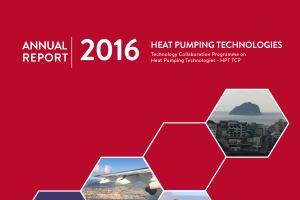 Samenwerkingsprogramma voor warmtepomptechnologieën (HPT TCP) publiceert jaarverslag