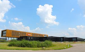 3,5 ster voor nieuw pand Brink Climate Systems
