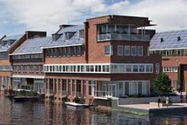 Brochure over de praktijk van bijna-energieneutrale woningbouw