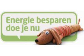Start campagne 'Energie besparen doe je nu'