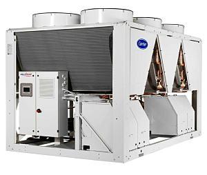 Carrier: Nieuwe generatie AquaSnap warmtepompen