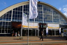 Foto-impressie Vakbeurs Energie in Den Bosch