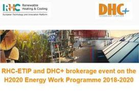 'Brokerage event' over duurzame energie en verwarming